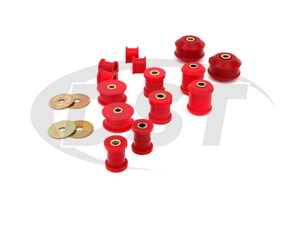 5.18115 Complete Suspension Bushing Kit - Mitsubishi Lancer Evo 8 03-05
