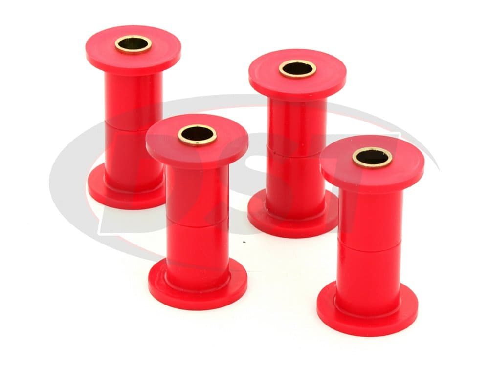 5.2102 Front Leaf Spring Bushings - Spring Only - 1 Inch eye only