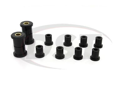 Energy Suspension Leaf Spring Bushings for Challenger, Charger, Coronet, Barracuda, GTX, Roadrunner, Satellite