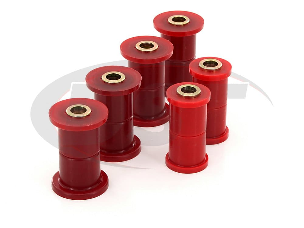 5.2119 Rear Leaf Spring Bushings - 3 Inch Wide