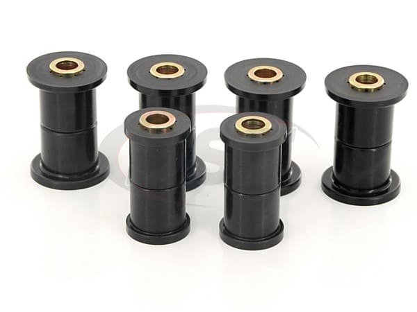 Rear Leaf Spring Bushings - 3 Inch Wide