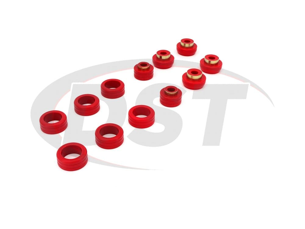 5.4106 Body Mount Bushings Kit