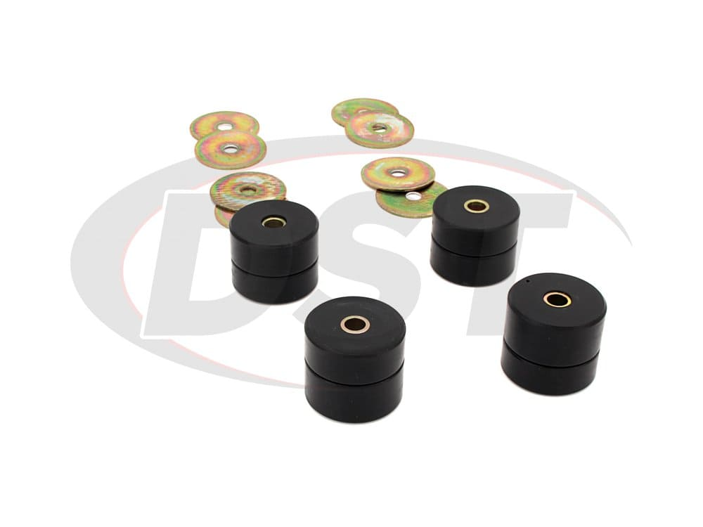5.4111 Body Mount Bushings Kit - Subframe Insulators