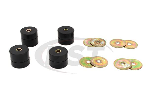 Body Mount Bushings Kit - Subframe Insulators