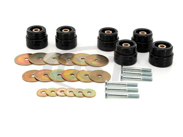 Body Mount Bushings and Hardware Kit