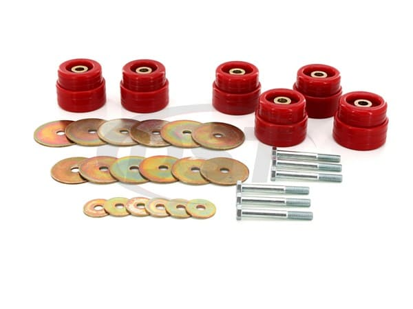 5.4116 Body Mount Bushings and Hardware Kit