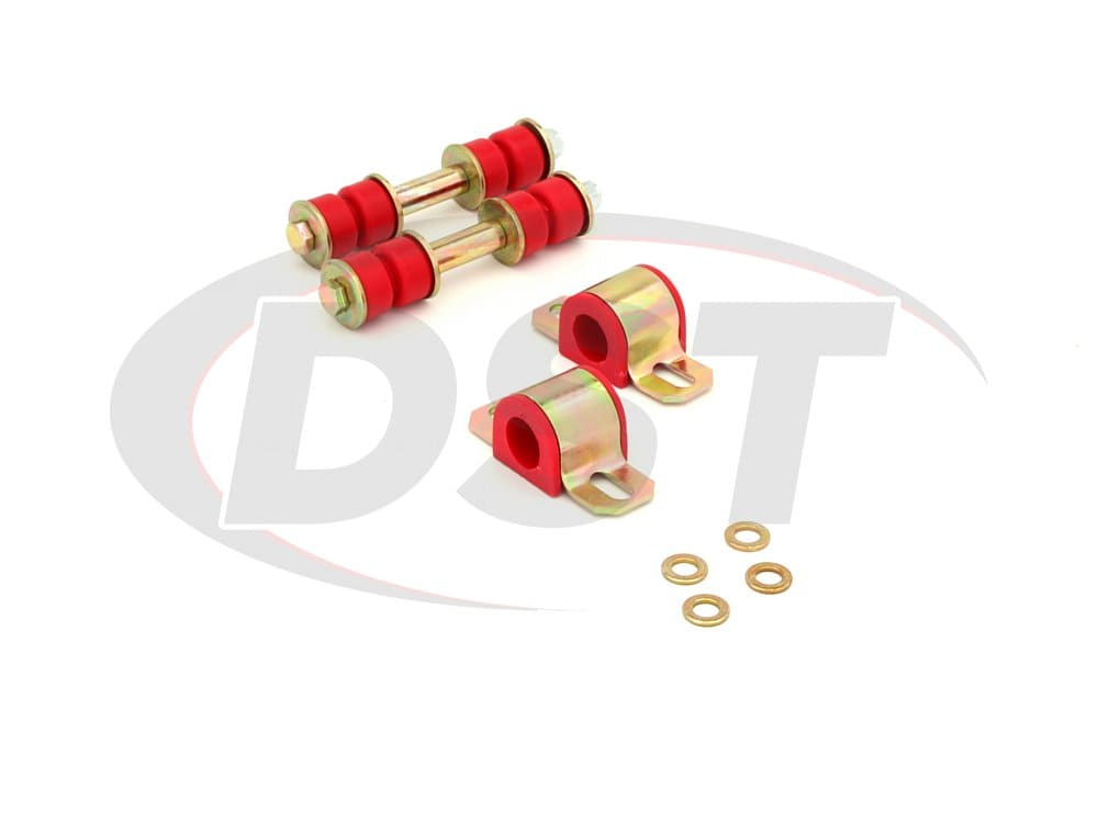 5.5101 Complete Front Sway Bar Bushings Set -22.22 MM ( 7/8 Inch)