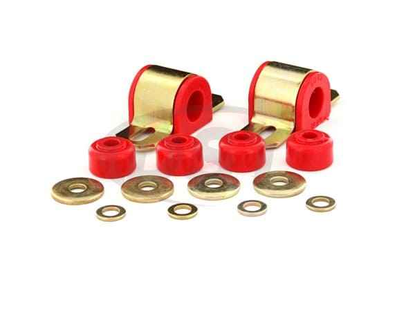 5.5108 Rear Sway Bar and End Link Bushings - 20mm (0.78 inch) (AWD)