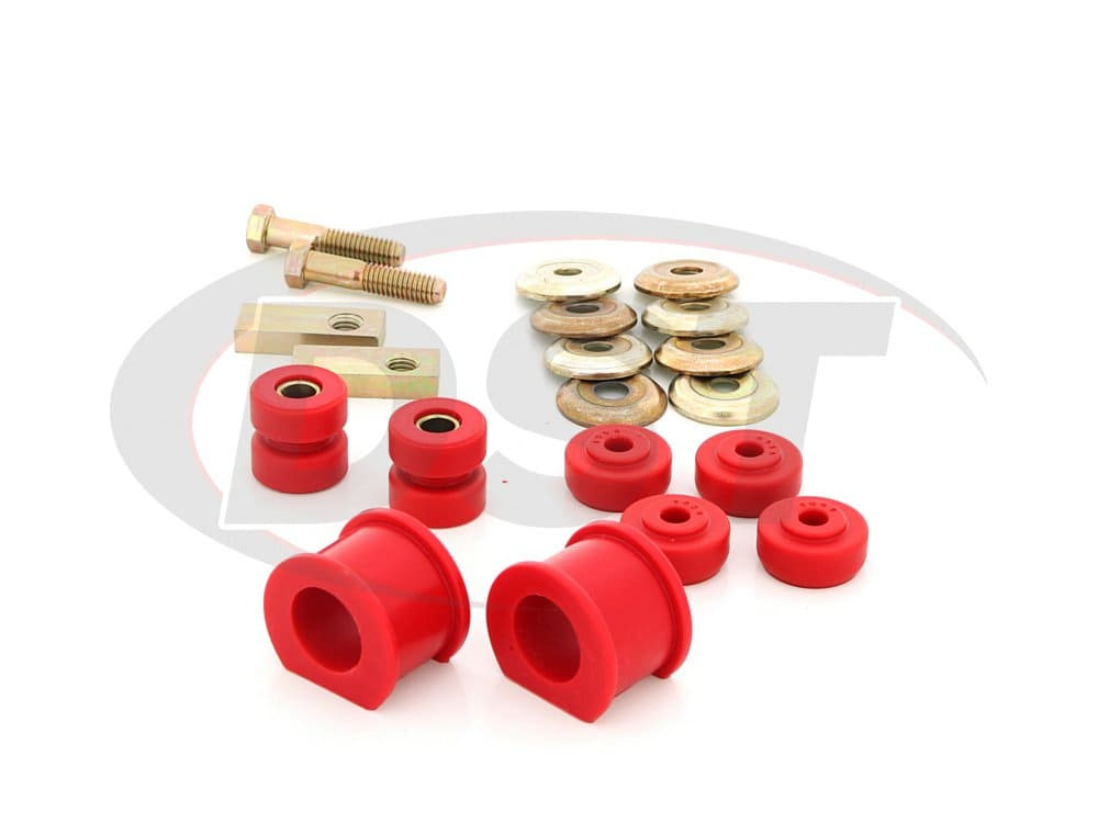 5.5111 Front Sway Bar Bushings - 28.44mm (1 1/8 Inch)