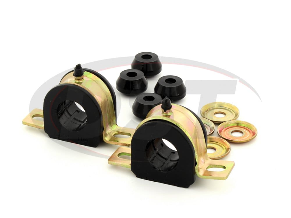 5.5126 Complete Front Sway Bar Bushings and End Links Set - Greasable-32MM (1.25 inch)
