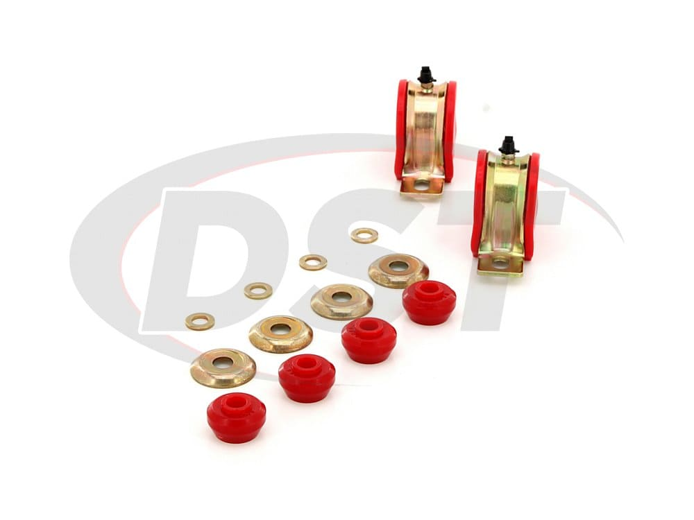 5.5127 Complete Front Sway Bar and End Link Bushings - Greaseable- 30MM (1.18 inch)