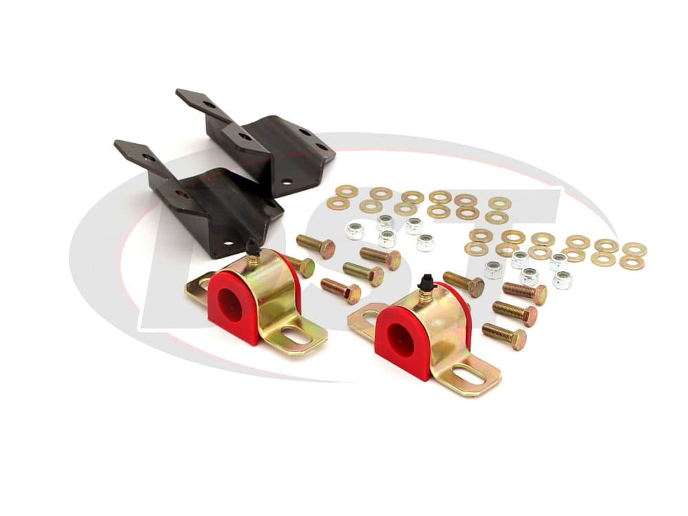 5.5135 Front Sway Bar Bushings - Greasable Bushings and Adapters - 23.81mm (15/16 Inch)