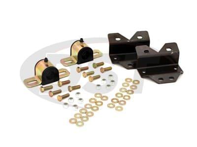 Energy Suspension Sway Bar Bushings for Charger, Coronet, Dart, Polara, Barracuda, Belvedere, GTX, Roadrunner, Satellite, Valiant