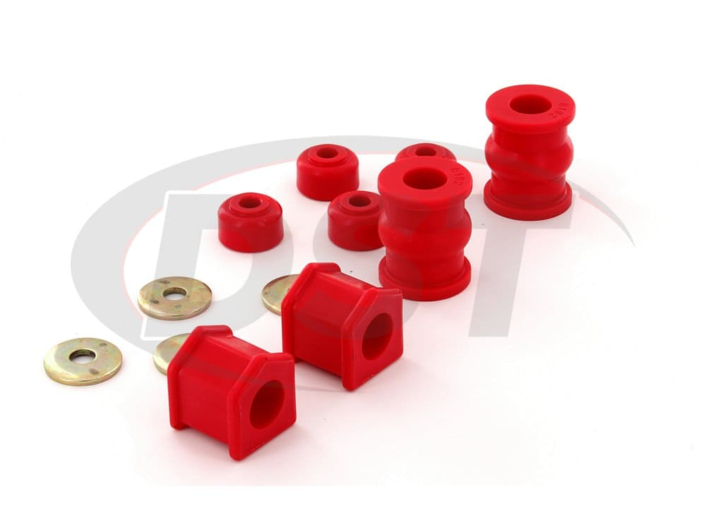 5.5136 Front Sway Bar Bushings - 20.6mm (13/16 Inch)