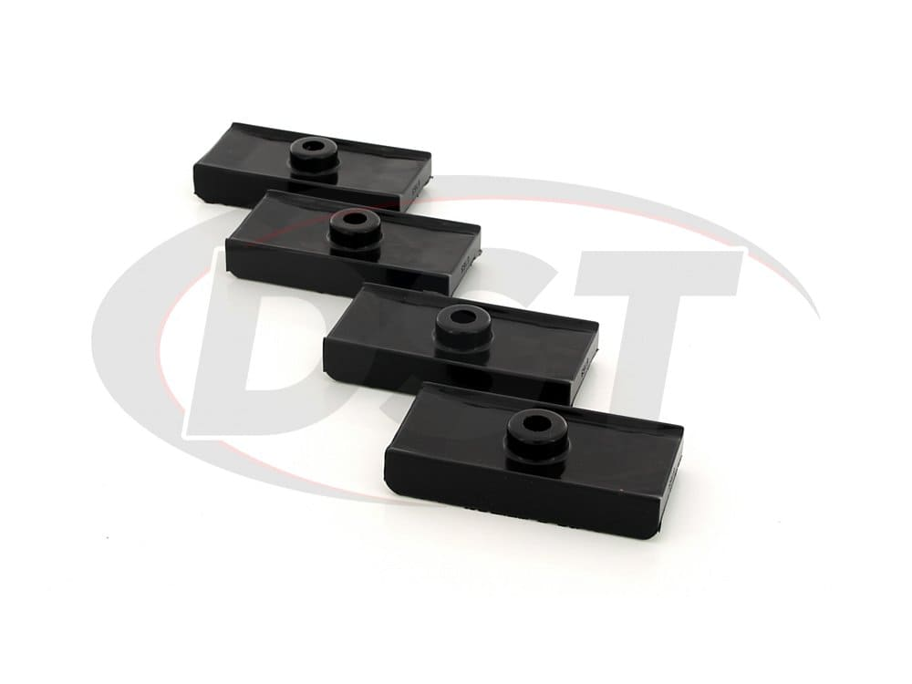 5.6106 Rear Leaf Spring Pad Set