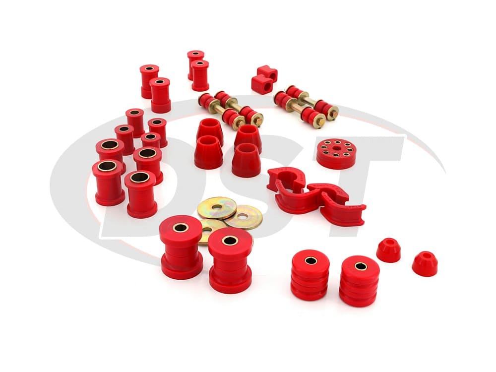 7.18102 Complete Suspension Bushing Kit - 260Z and 280Z 74-78