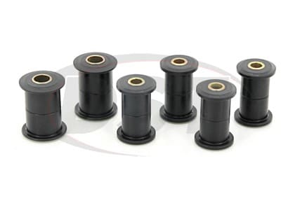 Energy Suspension Leaf Spring Bushings for D21, Pickup
