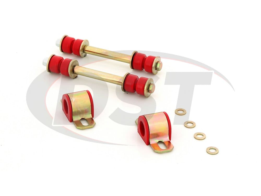 7.5108 Front Sway Bar Bushings Set - 23mm (0.90 inch)