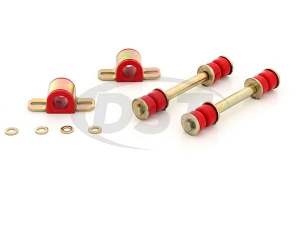 7.5108 Front Sway Bar Bushings Set - 23mm (0.90 inch)