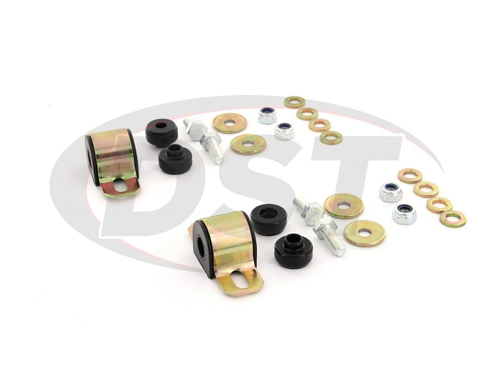 7.5116 Rear Sway Bar Bushings and End Links - 15mm (0.59 inch)