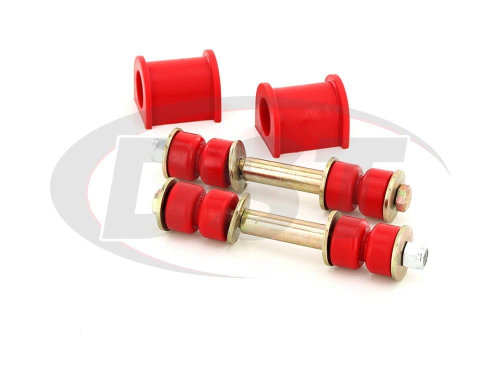 7.5117 Front Sway Bar Bushings and Endlinks - 24mm (0.94 inch)