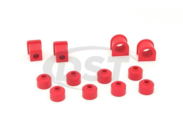 70.7002 Front and Rear Sway Bar Bushings and Rear Endlink Bushing Kit