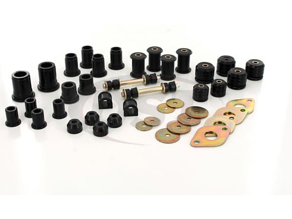 Complete Suspension Bushing Kit - Toyota Pickup 89-95 - 4WD