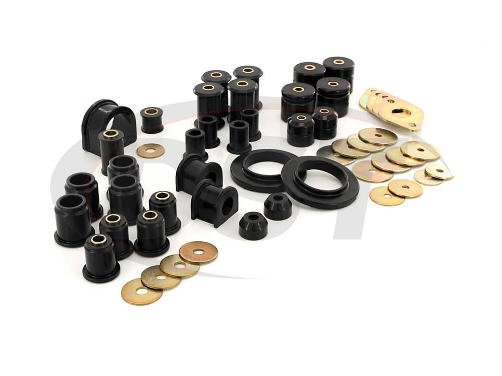 8.18107 Complete Suspension Bushing Kit - Toyota Tacoma 01-04 - 6 Lug Models