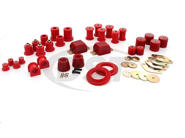 8.18113 Complete Suspension Bushing Kit - Toyota Tacoma 05-13