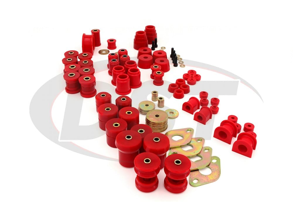 8.18114 Complete Suspension Bushing Kit - Toyota 4Runner 00-02