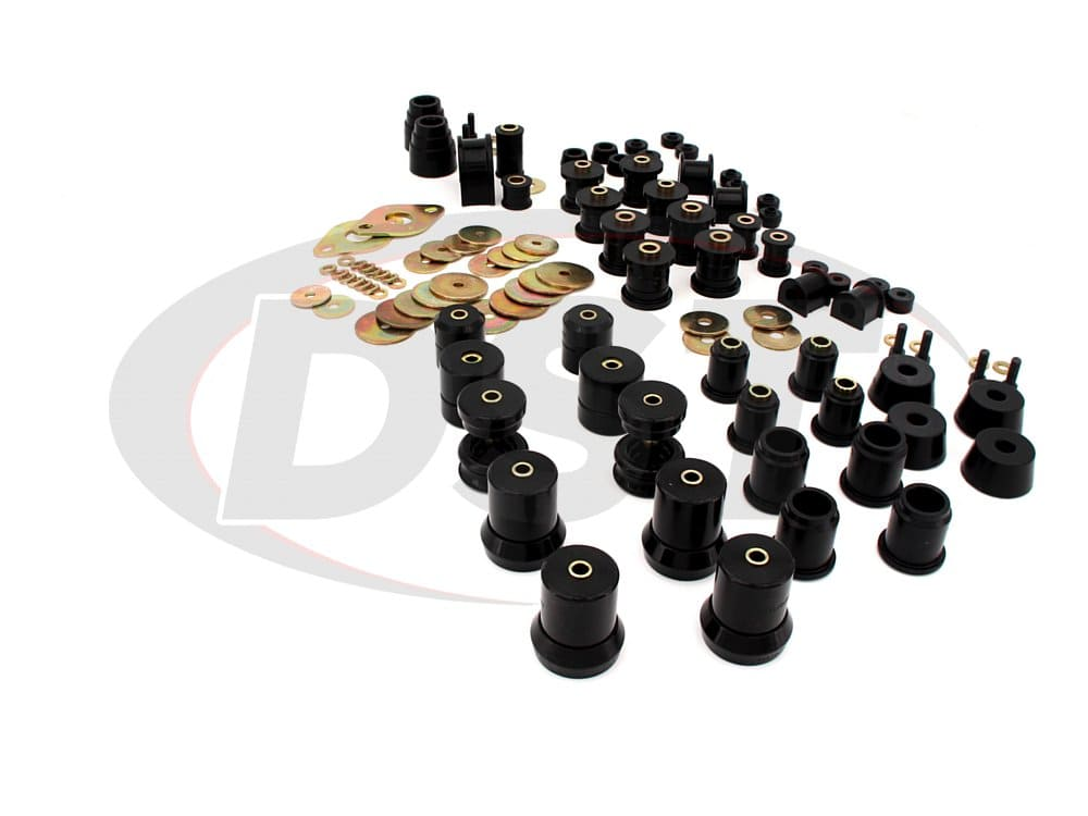 8.18116 Complete Suspension Bushing Kit - 98-99 Toyota 4Runner 4WD