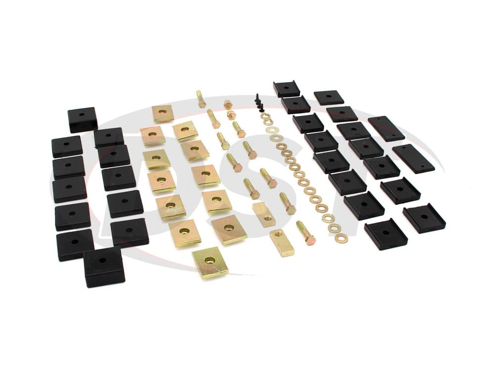 8.4104 Body Mount Bushings Kit