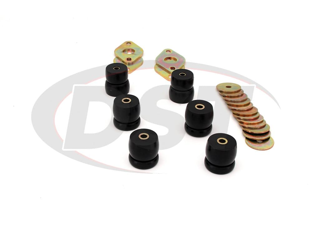 8.4105 Body Mount Bushings Kit