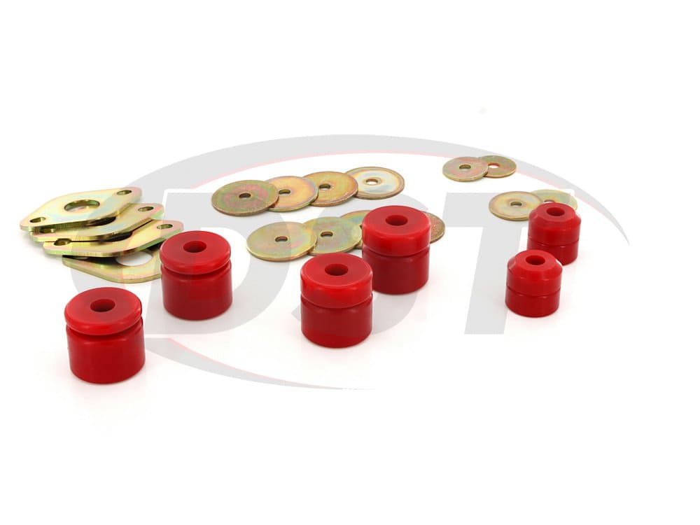 8.4107 Body Mount Bushings Kit