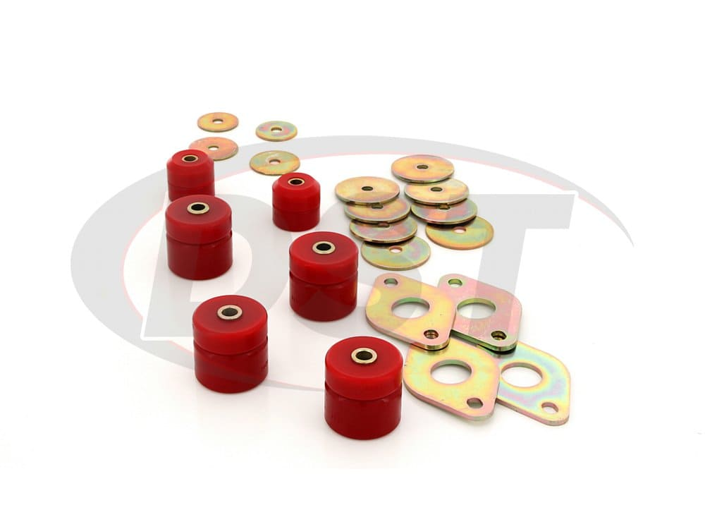 8.4109 Body Mount Bushings Kit