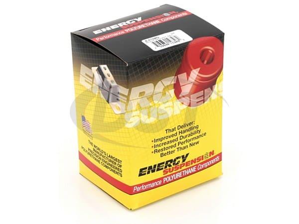 Energy Suspension 8.4109R Body Mount Set Red Performance Polyurethane Body Mount Set