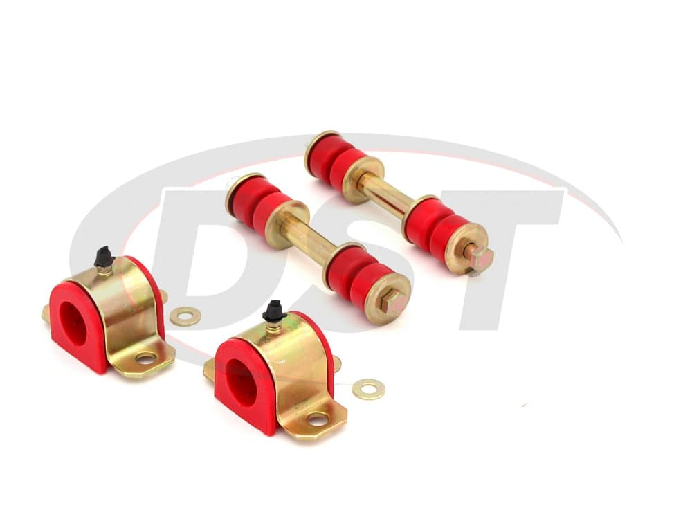 Energy Suspension 8.5123G 25MM FRONT SWAY BAR BUSHING SET