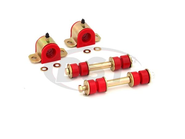 8.5123 Front Sway Bar Bushings - 25mm (0.98 inch)