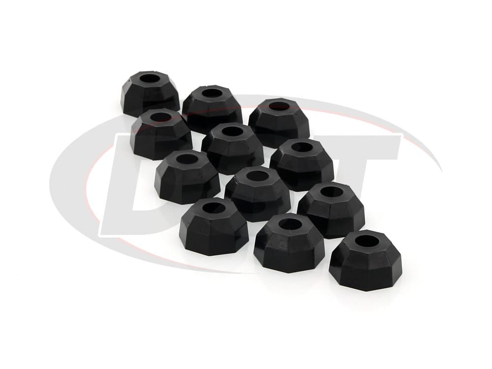 9.13122 Tie Rod Dust Boots - 12 Pack of 9.13120
