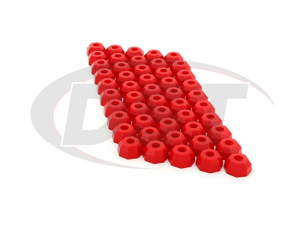 9.13124 Tie Rod Dust Boots - 50 Pack of 9.13120