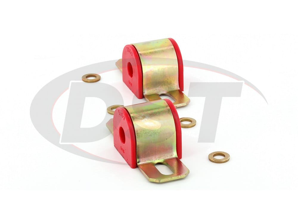9.5103 Universal Sway Bar Bushings - 14.28mm (0.56 Inch)