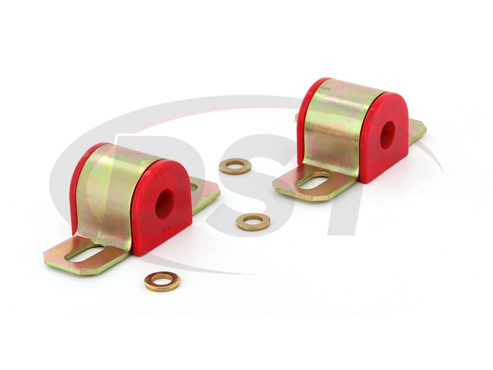 9.5104 Universal - Non Greaseable Sway Bar Bushings - 16mm (0.62 Inch)