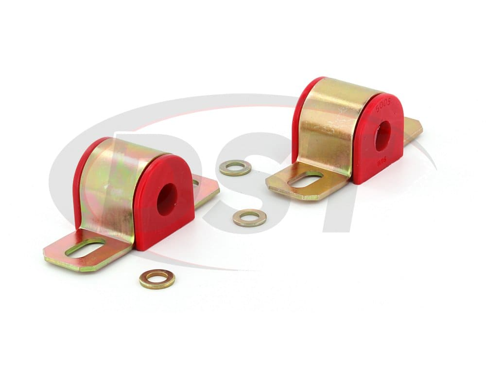 9.5105 Universal - Non Greaseable Sway Bar Bushings - 17.5mm (0.68 inch)