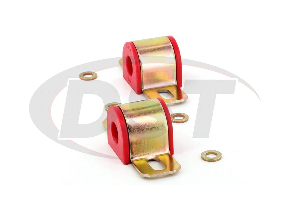9.5106 Universal - Non Greaseable Sway Bar Bushings - 19mm (0.75 inch)
