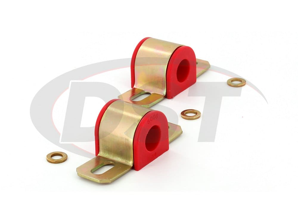 9.5108 Universal - Non Greaseable Sway Bar Bushings - 22mm (0.86 inch)