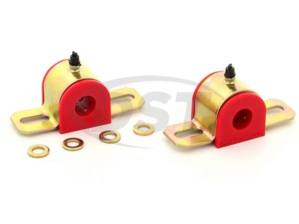 9.5156 Universal - Greaseable Sway Bar Bushings -19mm (0.74 inch)