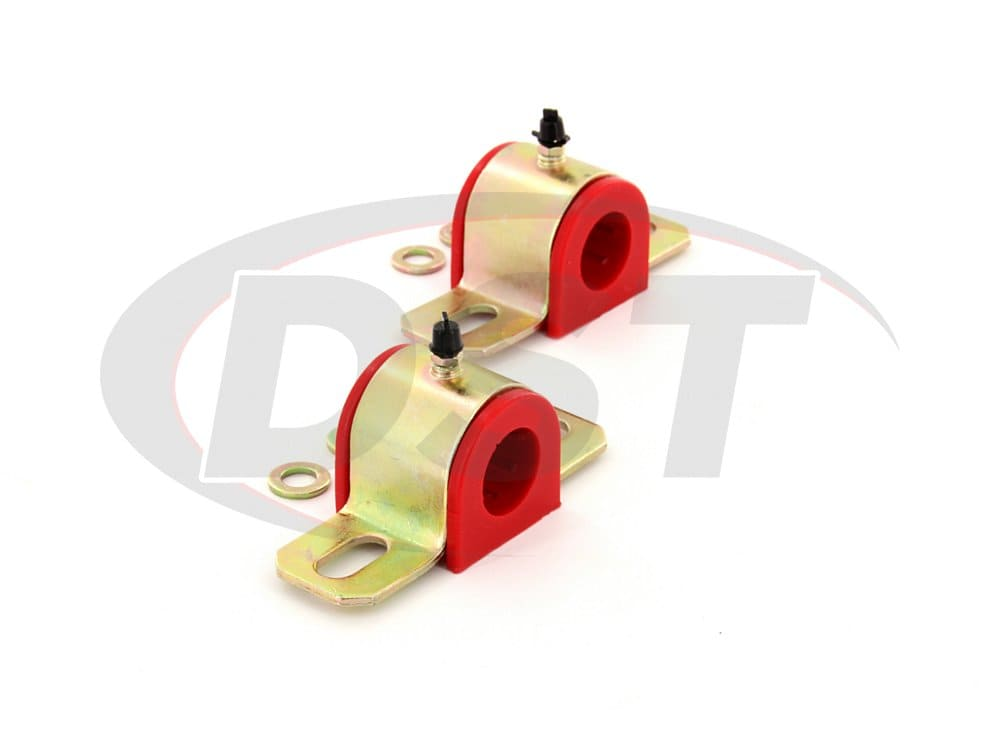 9.5161 Universal - Greaseable Sway Bar Bushings - 25mm (1 inch)