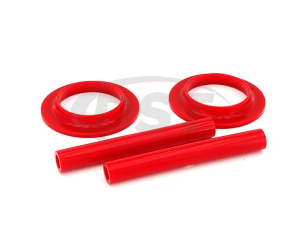 9.6102 Front Upper and Lower Coil Spring Isolators