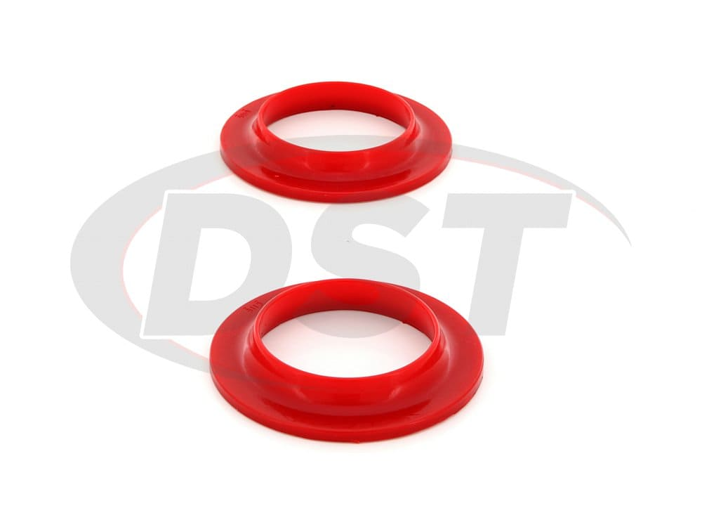 9.6108 Coil Spring Isolators - Style A - 96108