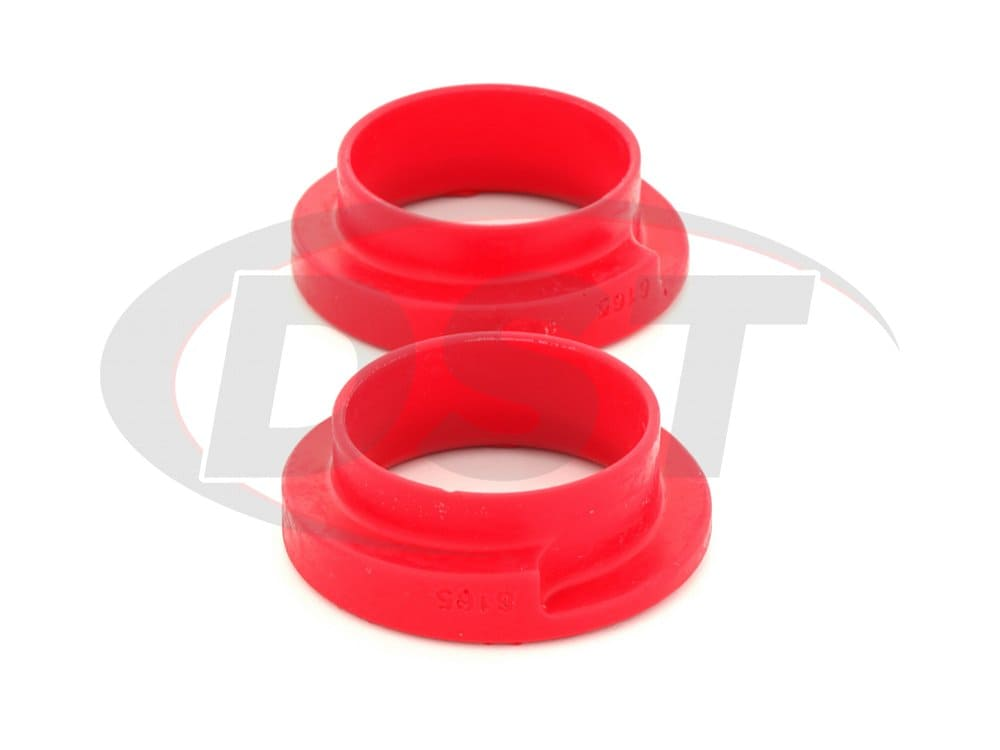 9.6115 Coil Spring Isolators - Style D - 96115